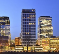 Zuid as skyline